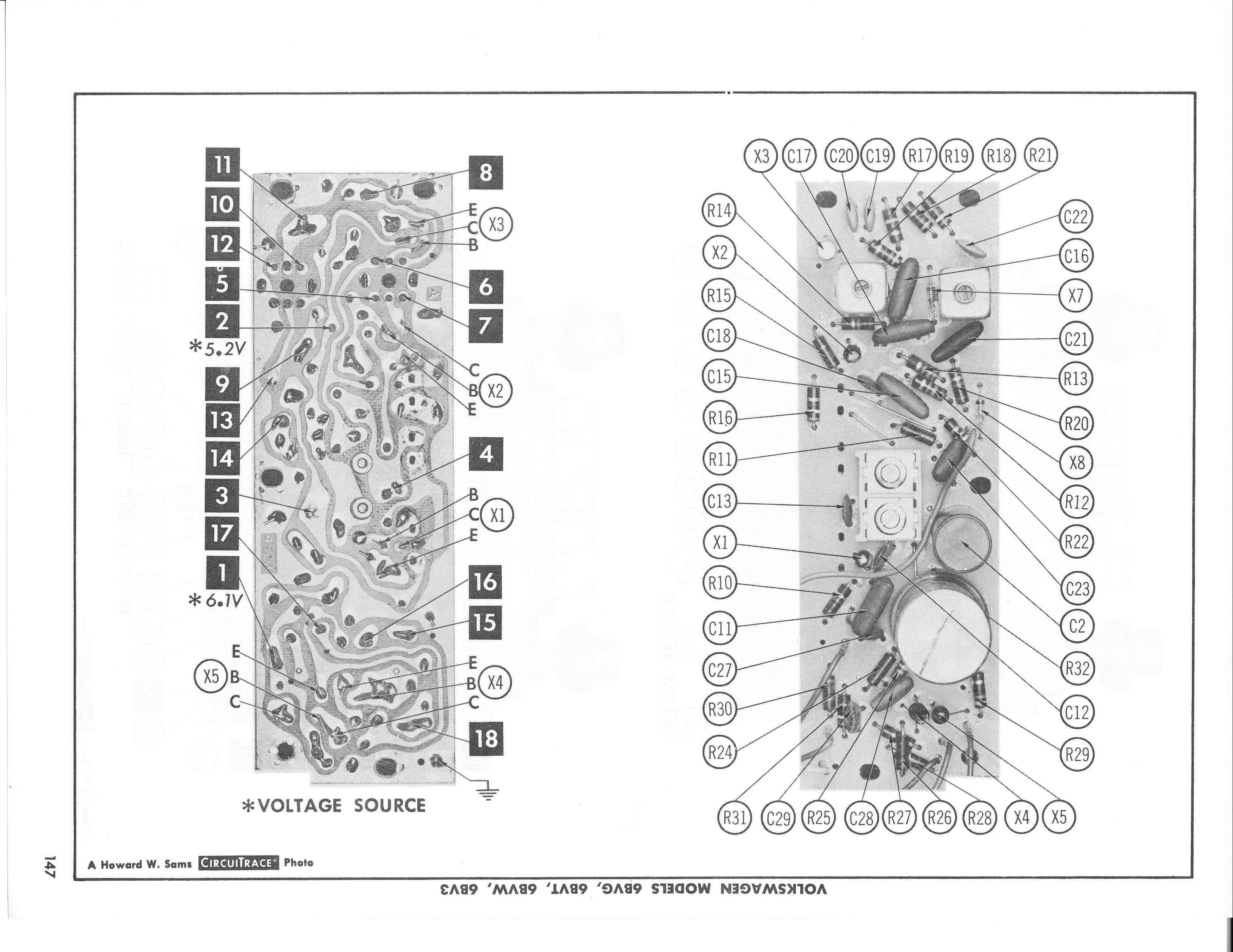 TheSamba.com :: 1966 Sapphire III Photofact Repair booklet