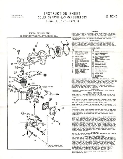 small resolution of thesamba com carburetor manuals vw rod vw carb diagram