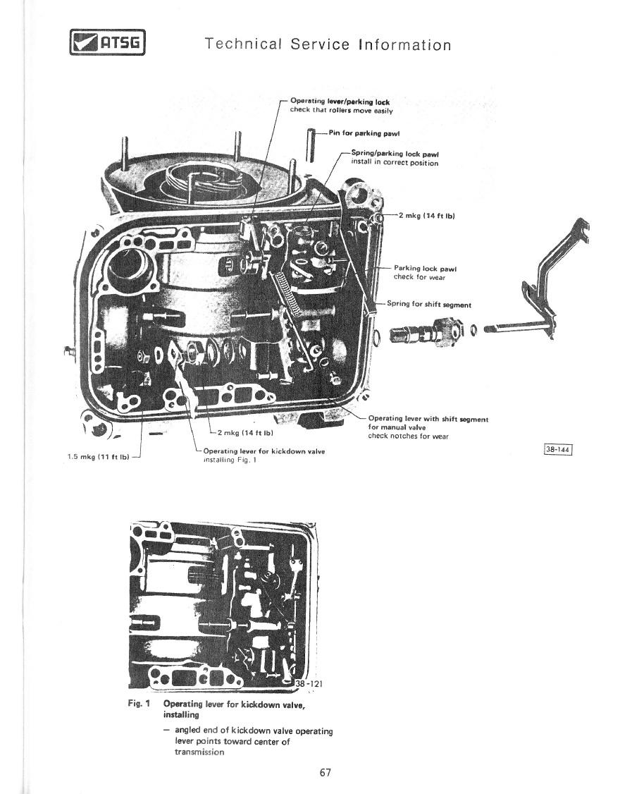 TheSamba.com :: Techtran Volkswagen Automatic Transmission