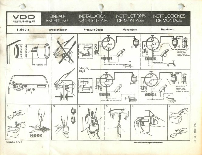 vdo gauge wiring diagram schematic vdo sending unit wiring diagram troubleshooting boat gauges and  vdo sending unit wiring diagram