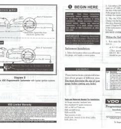 vdo programmable tachometer 1 thesamba com vdo programmable tachometer instructions vdo tachometer wiring diagram at cita vdo tach wiring electric  [ 3299 x 2550 Pixel ]