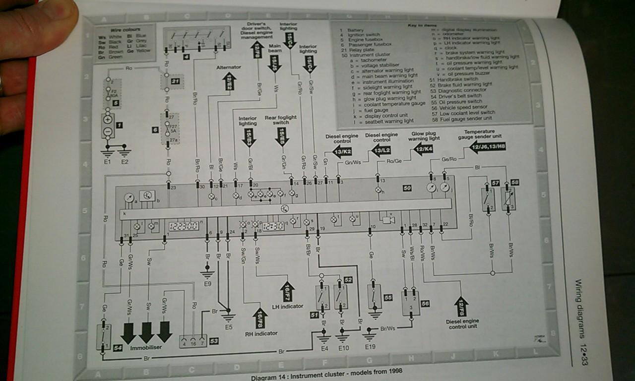 Vw Polo 9n Radio Wiring Diagram