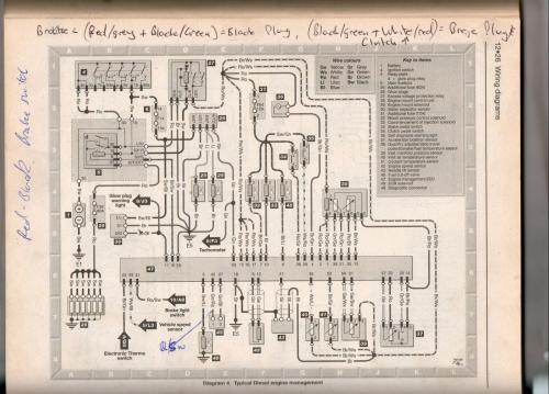 small resolution of audi ael aat a6 100 2 5tdi wiring diagram
