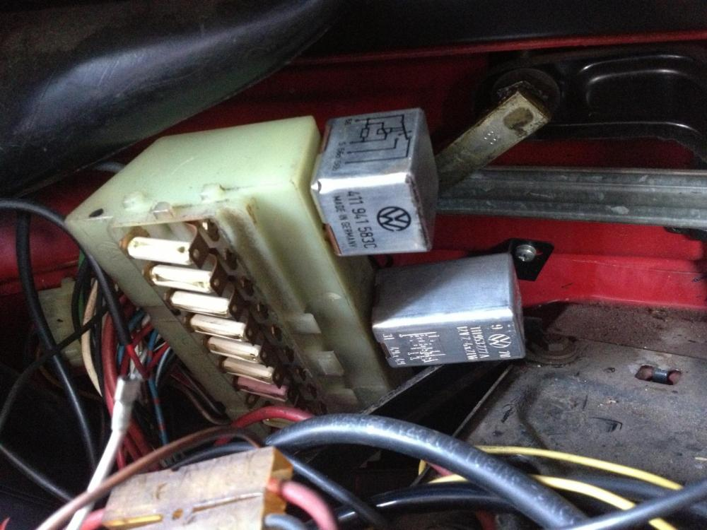 medium resolution of 1971 vw bus fuse box diagram data schema 1971 vw super beetle thesamba com bay window