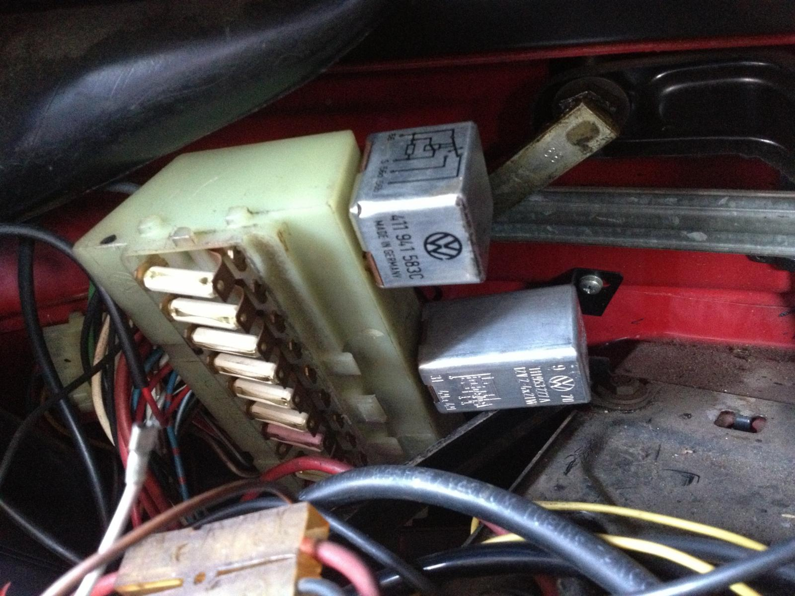 hight resolution of 1971 vw bus fuse box diagram data schema 1971 vw super beetle thesamba com bay window