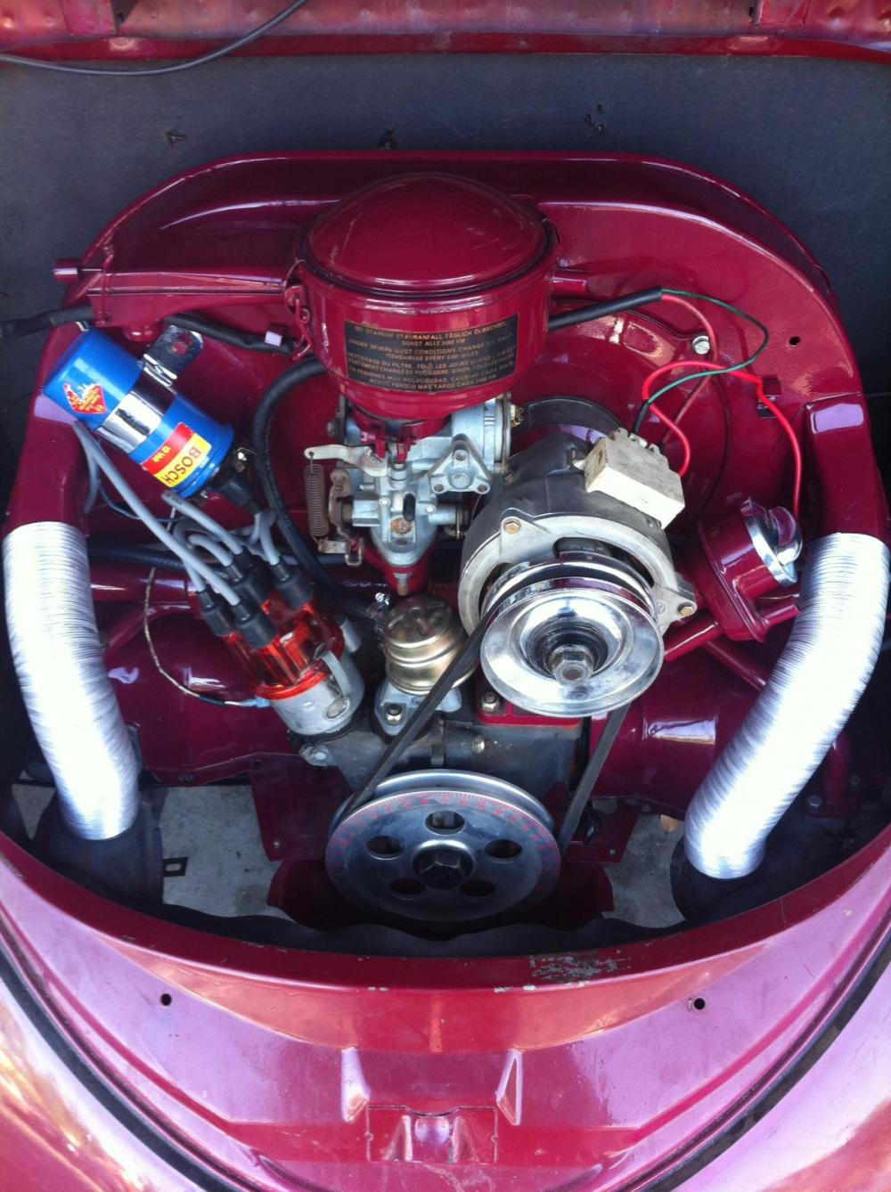 medium resolution of vw beetle ignition coil wiring