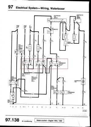 [WRG2562] Vanagon Ac Wiring Diagram