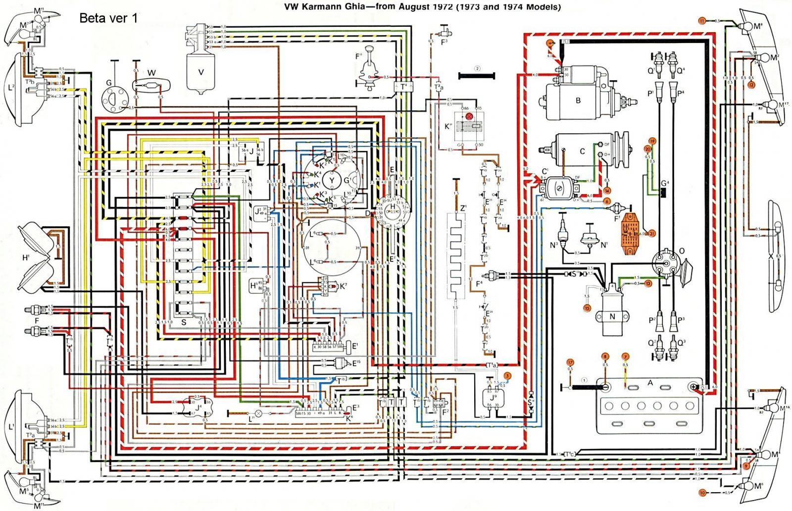 1188328 porsche 914 wiring diagram & porsche 356 t5 wiring diagram fuse box diagram 1975 porsche 914 at crackthecode.co