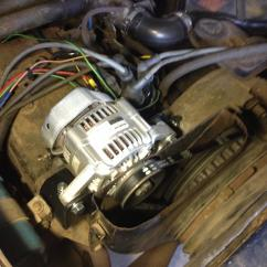 Vw Alternator Conversion Wiring Diagram Mopar Electronic Ignition Thesamba Type 3 View Topic Generator To