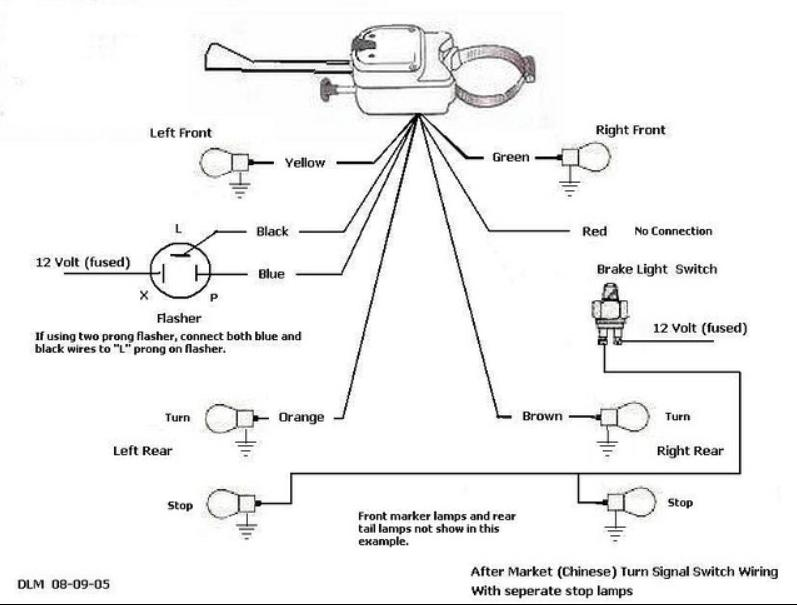 1211761?resize\=665%2C505\&ssl\=1 turn signal flasher wiring diagram 2000 c6500 wiring diagram turn Basic Turn Signal Wiring Diagram at crackthecode.co