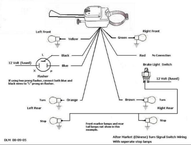 turn signal flasher wiring diagram wiring diagram led turn signal wiring diagram wire