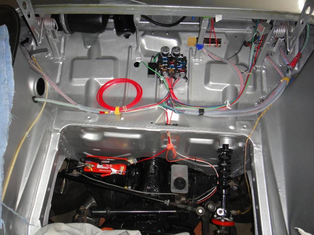 medium resolution of karmann ghia fuse box wiring diagram third level volkswagen type 2 karmann ghia fuse box