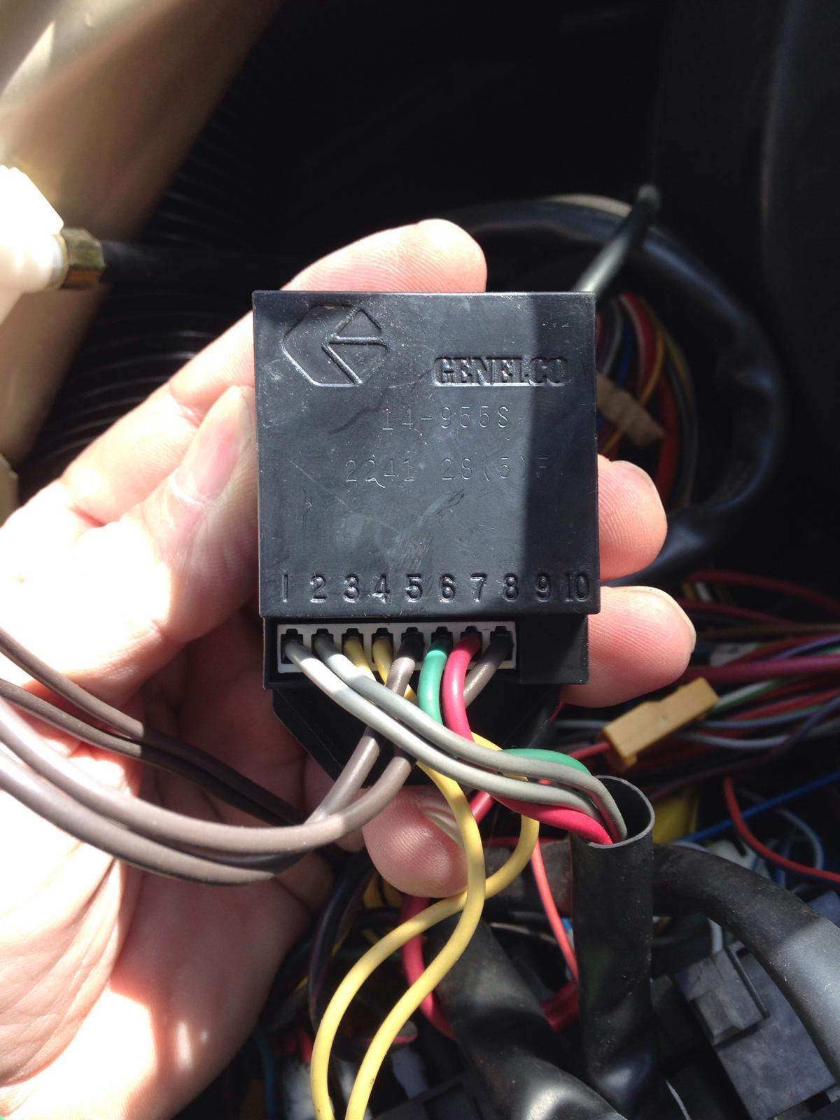 Wiring Diagram Honda Odyssey