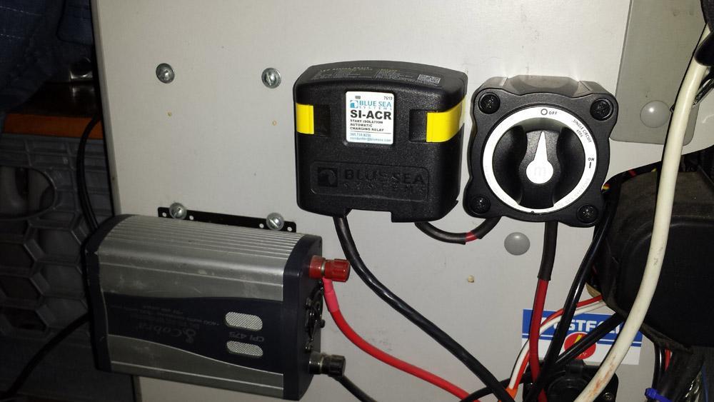 Topic Battery Isolator Wiring Diagram