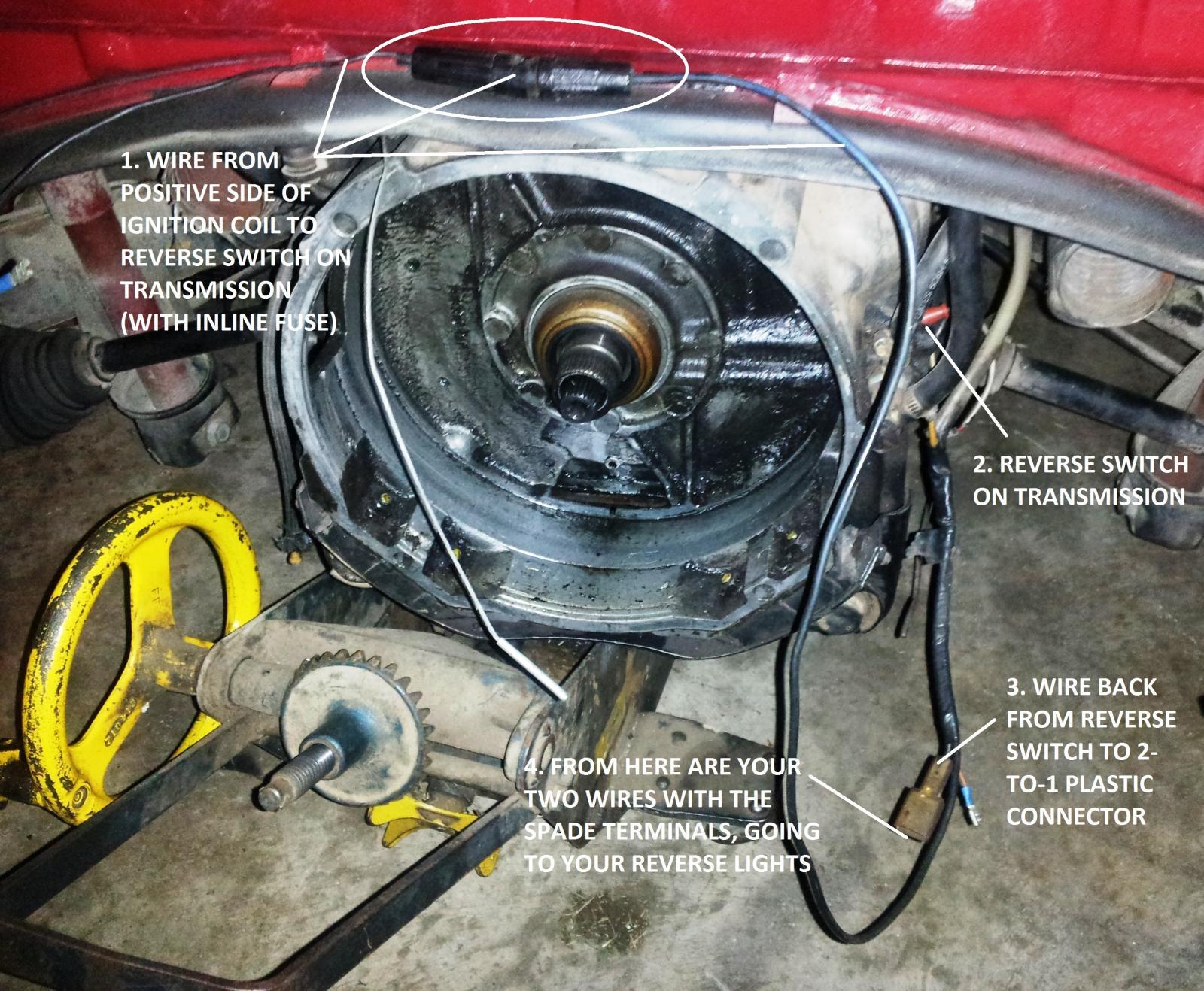 bmw coil on plug wiring