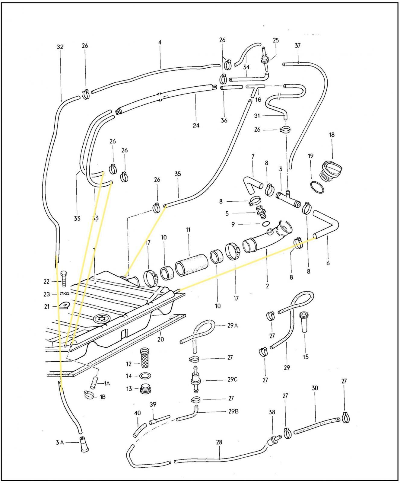 bug mexican beetle ecu wiring diagram photo link forum code