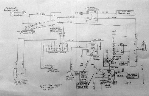 small resolution of thesamba com vanagon view topic air conditioner system vanagon ac wiring diagram