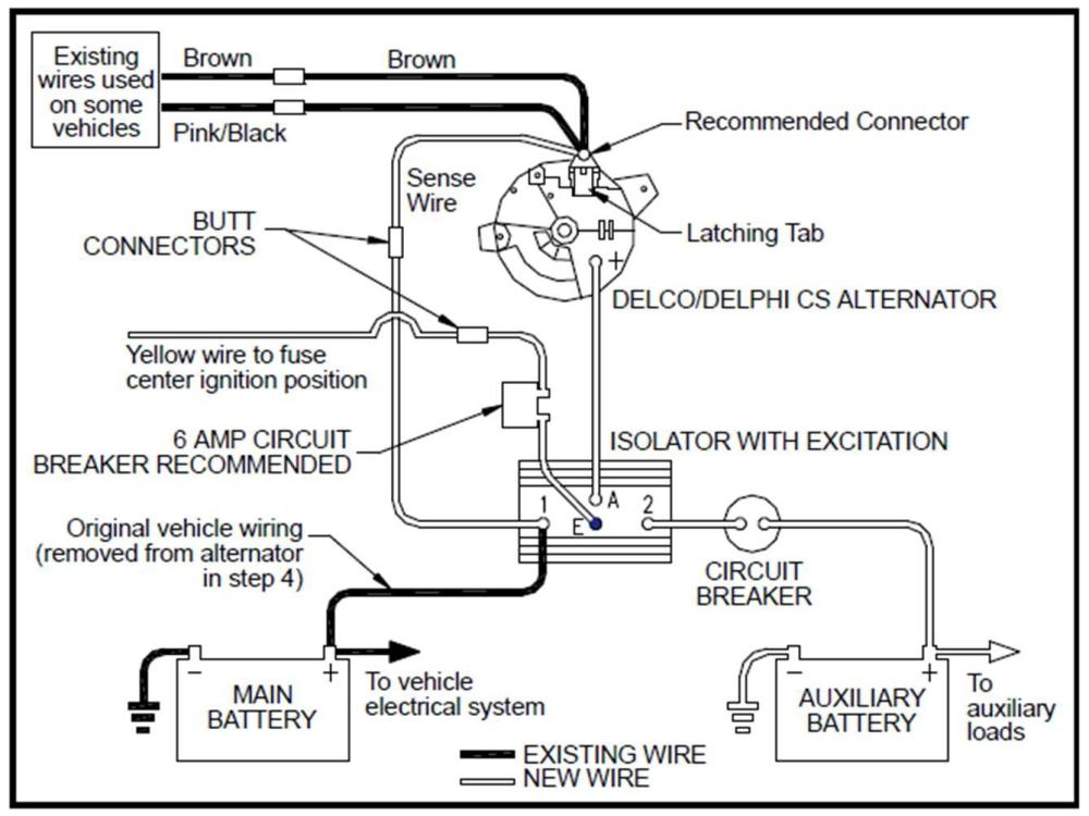 medium resolution of thesamba com vanagon view topic simplest auxiliary battery vanagon battery wiring diagram
