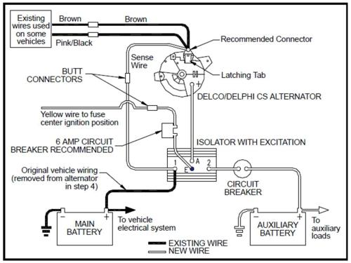 small resolution of thesamba com vanagon view topic simplest auxiliary battery vanagon battery wiring diagram
