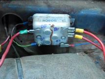 vw beetle voltage regulator wiring diagram