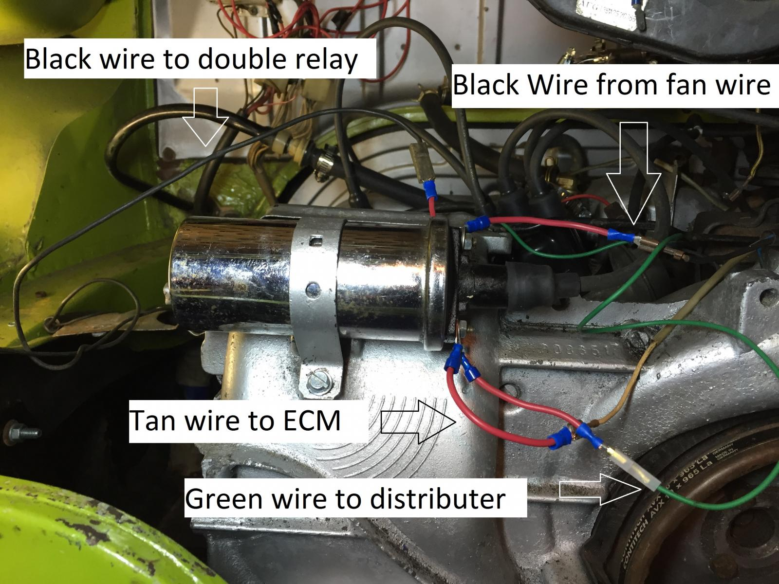 Vw Ignition Coil Wiring Diagram In Addition Electronic Ignition Wiring