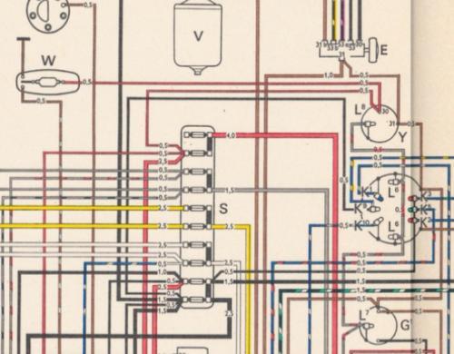 small resolution of sea pro wiring diagram vdo fuel gauge