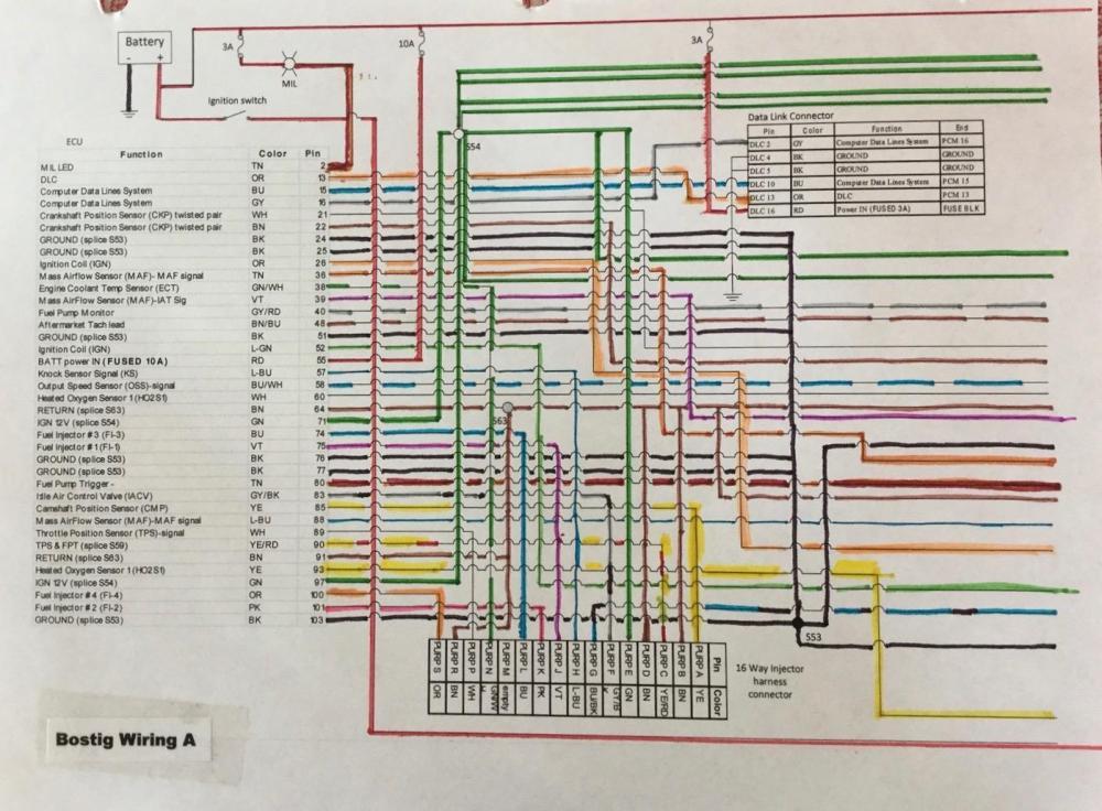 medium resolution of thesamba com vanagon view topic bostig wiring diagrams in color porsche wiring schematics porsche 911 wiring