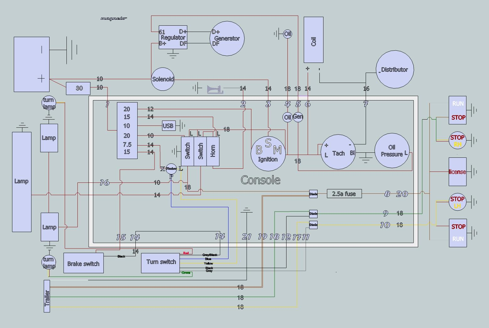 hight resolution of com hbb offroad view topic offroad tail light wiring help wiring cub cadet 2185 wiring diagram