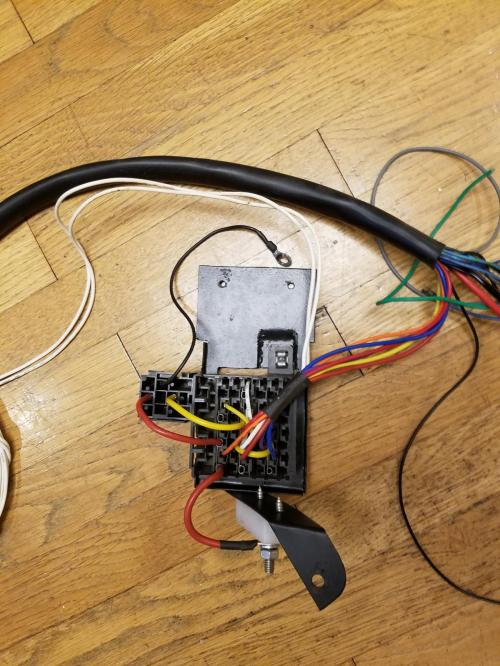 small resolution of homemade type 3 wiring harness