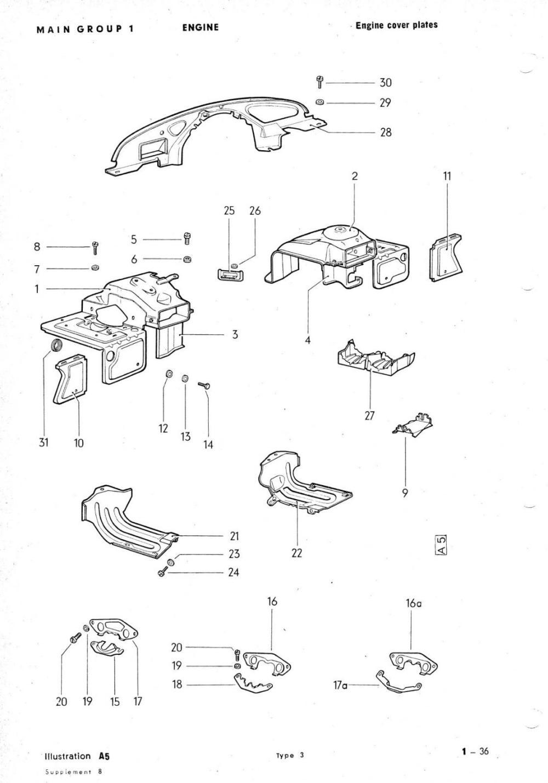 medium resolution of thesamba com gallery type 3 engine tin diagram vw vanagon engine diagram type 3 engine tin