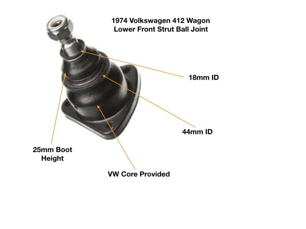 medium resolution of thesamba com 411 412 view topic ball joint pictures and thesambacom gallery ball joint diagram