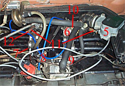 1971 Vw Bus Wiring Harness Thesamba Com Vanagon View Topic The Air Cooled
