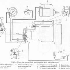 Vw Beetle Transmission Diagram Honeywell Round Thermostat Wiring Thesamba Late Model Super 1968 Up View