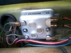 TheSamba :: Beetle  Late ModelSuper  1968up  View topic  Alternator wiringB or D