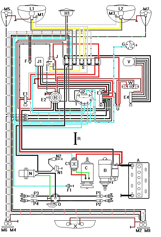 2005 jeep liberty tail light wiring diagram wiring diagram 99 Jeep Wrangler Wiring Diagram  1989 Jeep Cherokee Instrument Panel Wiring 1998 Jeep Cherokee Wiring Schematic Jeep Liberty Under Hood Fuse
