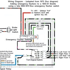 Vauxhall Astra H Radio Wiring Diagram Yamaha G2 Golf Cart Starter Generator Thesamba.com :: Beetle - Late Model/super 1968-up View Topic 1969 Wiring/blinker Question