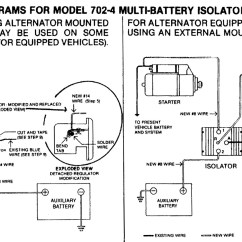Battery Wiring Diagram Pir Lighting Multi Isolator 37