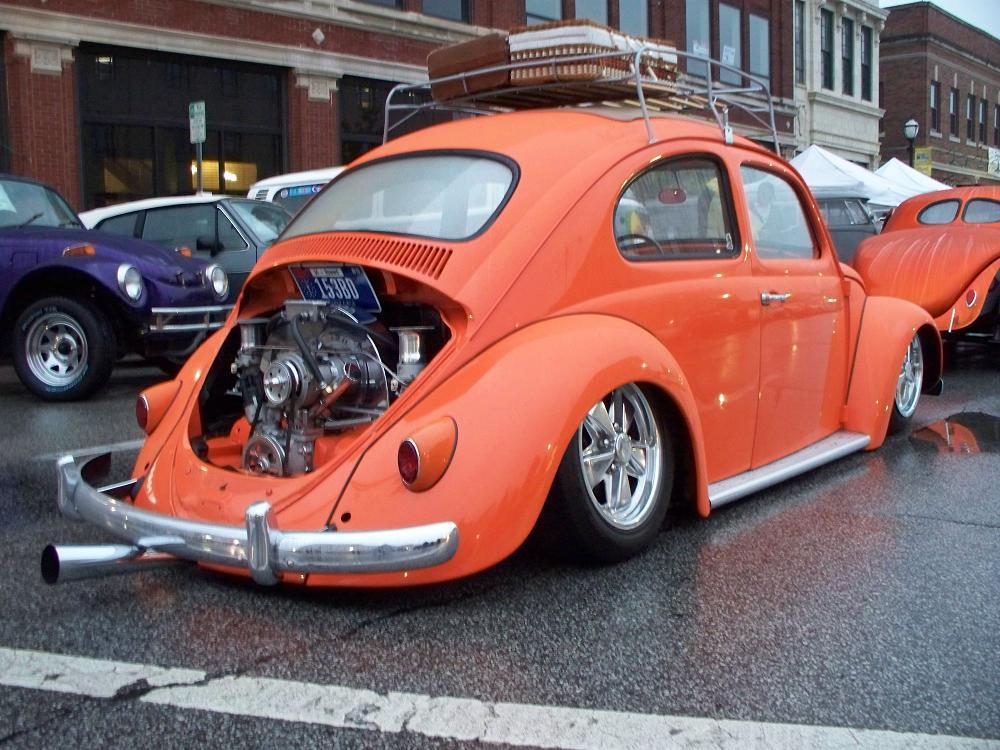 1915cc 68 bug exhaust
