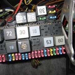 Vw Transporter Wiring Diagram T4 Double Light Switch T5 Starter Motor Fuse Impremedia