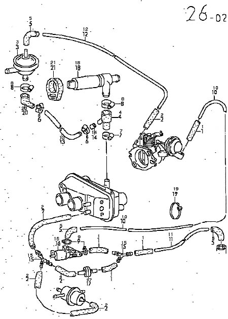 mazda b2200 carburetor diagram kenwood excelon ddx7015 wiring engine manifold vacuum database thesamba vanagon view topic line replacement 1987