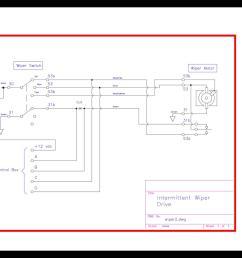 hyundai wiper motor wiring diagram [ 1600 x 1200 Pixel ]
