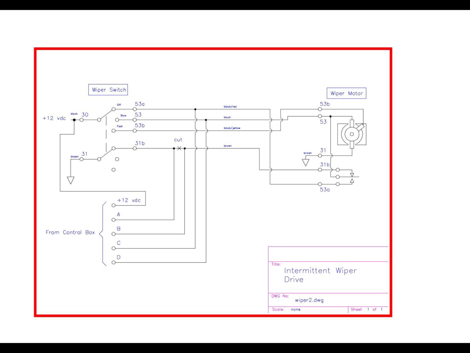 hight resolution of hyundai wiper motor wiring diagram