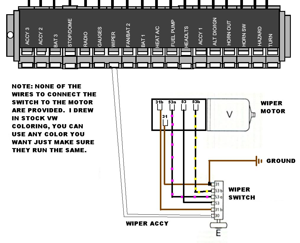 Watsons Street Works Wiring Harness : 35 Wiring Diagram
