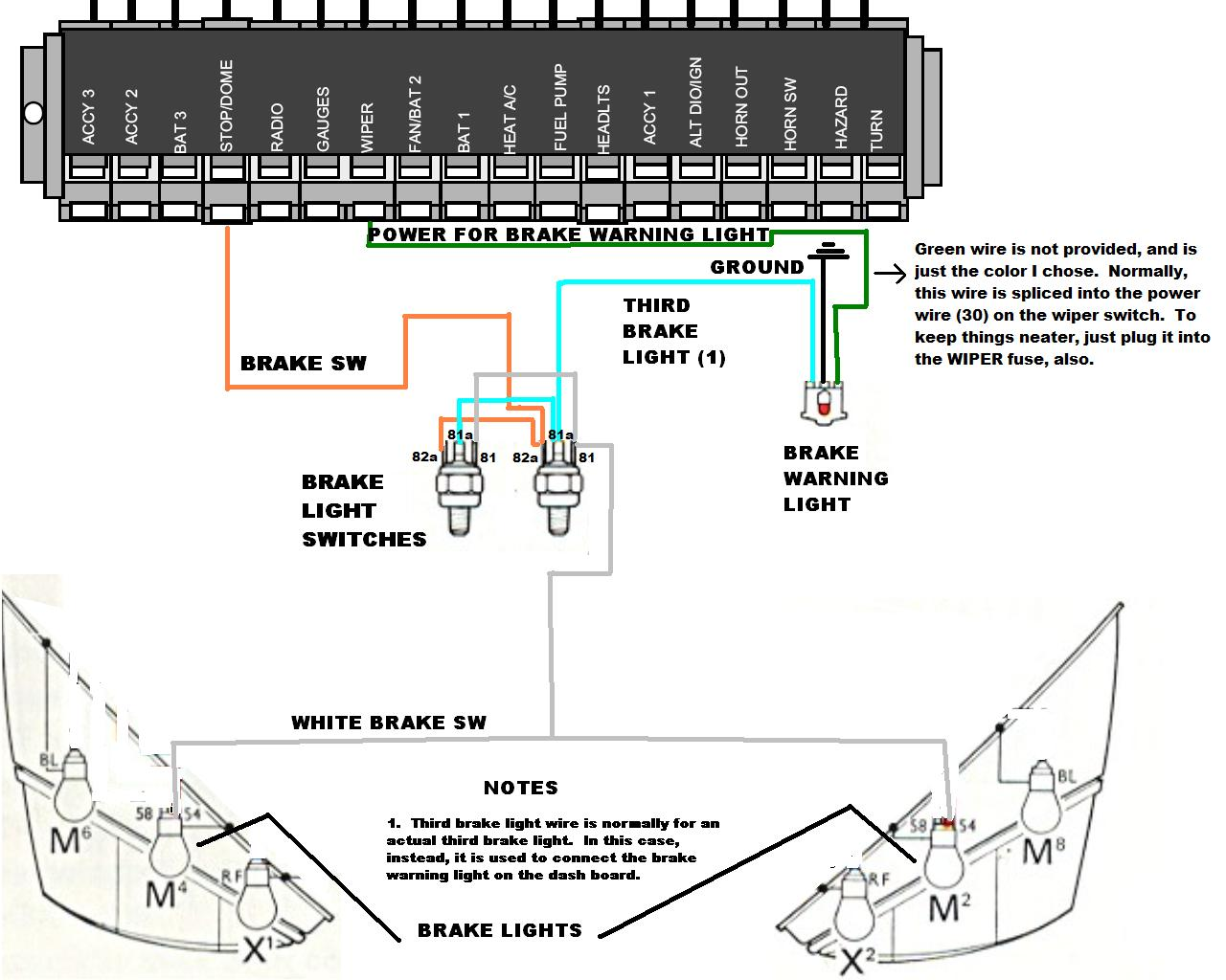 30 56 56a 56b S Relay Wiring Diagram : 36 Wiring Diagram