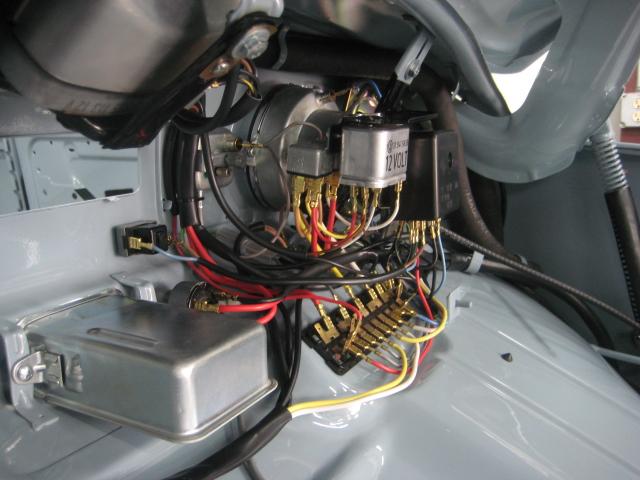 Vw Beetle Wiring Harness Kit Vw Bug Painless Wiring Harness Wiring