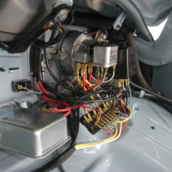 Vw Bug Wiring Diagram For Dune Buggy Subwoofer 65 Manual E Books Harness Hubpainless Detailed