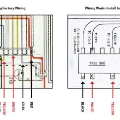 Vw Beetle Wiring Diagram 1966 Car Stereo Wire Thesamba Com 1958 1967 View Topic Confusion Image May Have Been Reduced In Size Click To Fullscreen