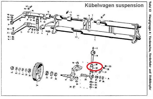Wiring Diagram Database: Vw Beetle Front Suspension Diagram