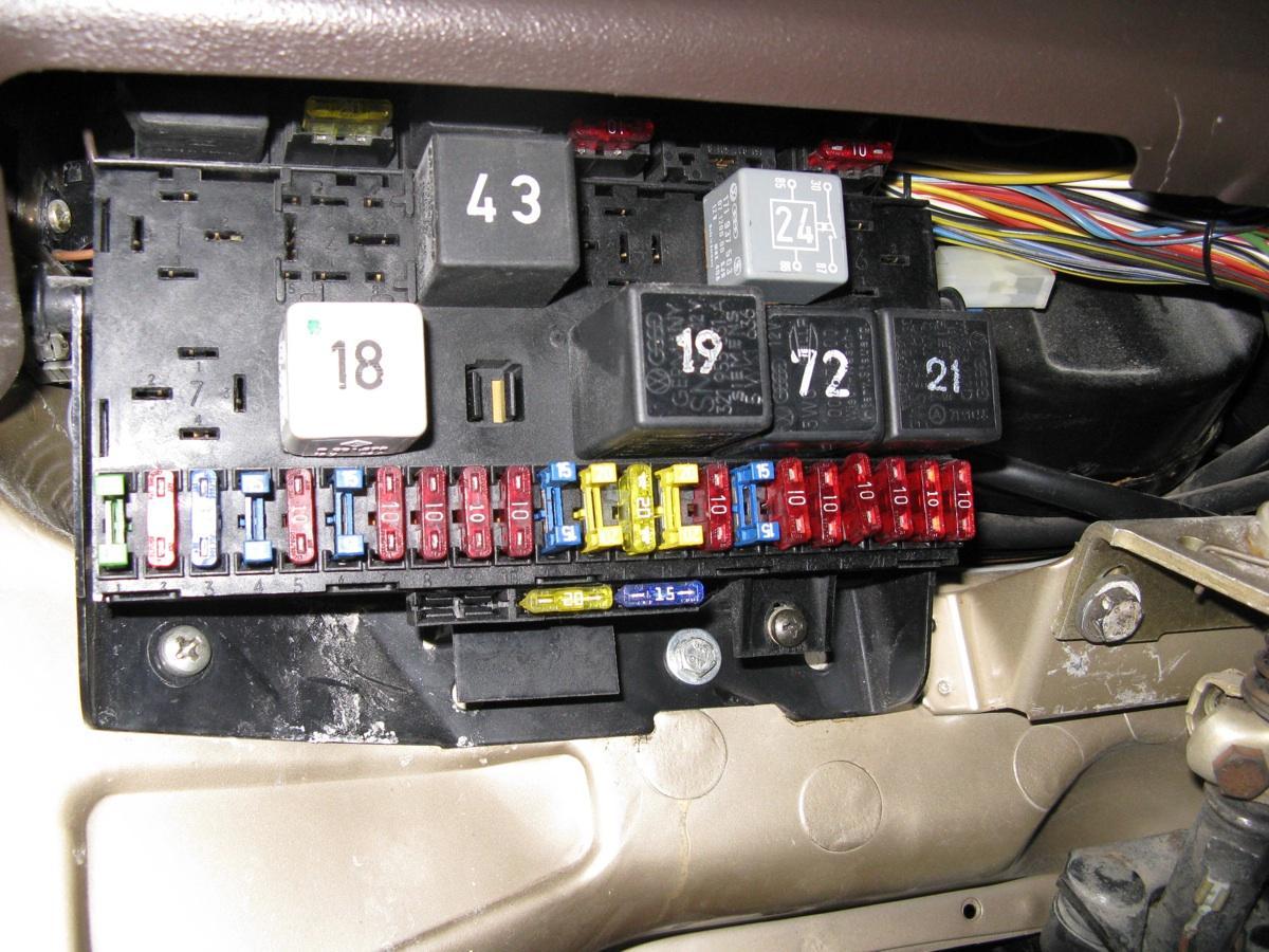Vanagon Fuse Box Wiring Diagrams Site Master Master Geasparquet It