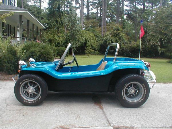 Vw Dune Buggy Roll Bar - Year of Clean Water